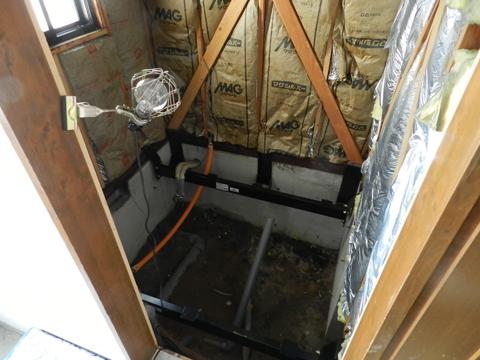 乾燥機付きバス:六興整熱工業の施工事例