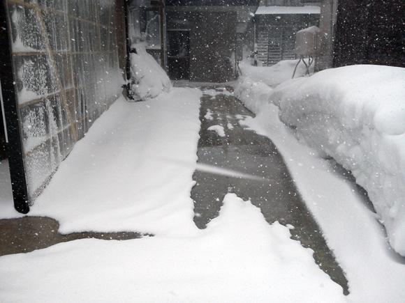 融雪ロードヒーティング(米沢市):六興整熱工業株式会社の施工事例